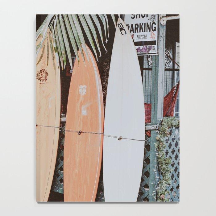 lets surf ii Notebook