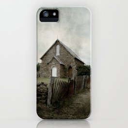 Anglican Church iPhone Case