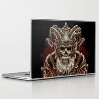 viking Laptop & iPad Skins featuring VIKING by Demones