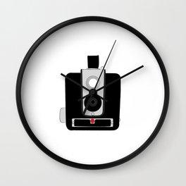 Kodak Brownie Camera Wall Clock
