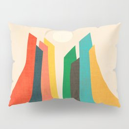 Skyscraper Pillow Sham