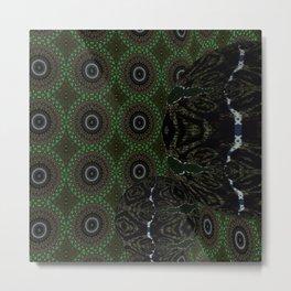 Greenball Room 2 Metal Print