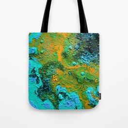 Pour Number 20:  Hawaiian Kilauea Lava Tote Bag