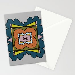 Granny's Quilt Stationery Cards