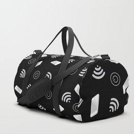Techy Wi-Fi Duffle Bag