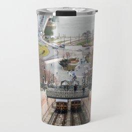 Funicular. Travel Mug