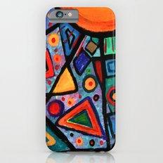 Abstract Sun iPhone 6 Slim Case