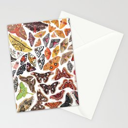 Saturniid Moths of North America Stationery Cards