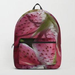 Stargazer Lily Backpack