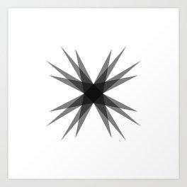 Starburst 3 Art Print