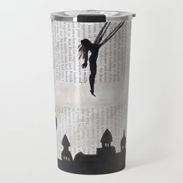Carried away from troubles Travel Mug