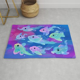 Chimaera (Ghost sharks) Rug
