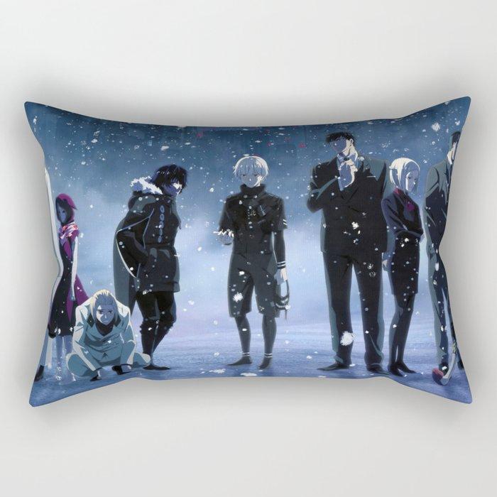 tokyo ghoul Rectangular Pillow