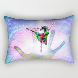 Tiny Dancer Rectangular Pillow