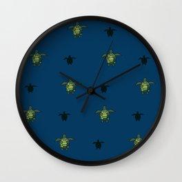 Sea Turtles 2 Wall Clock