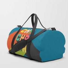 Cha cha cha Duffle Bag