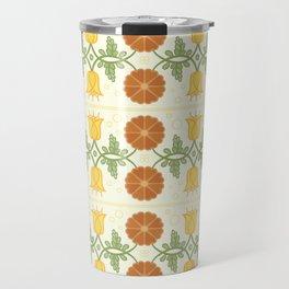 Bells and Blooms Travel Mug