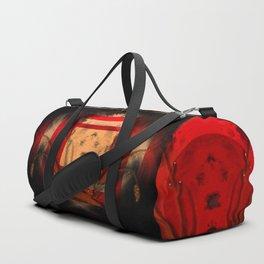Cattail Moon V Duffle Bag
