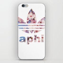 AlphaPhi iPhone Skin