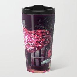 Valentines roses Travel Mug