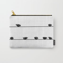 Blank Stare Carry-All Pouch