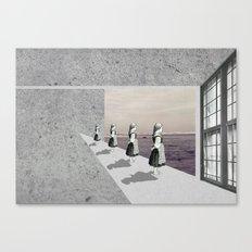 Fenêtre Canvas Print