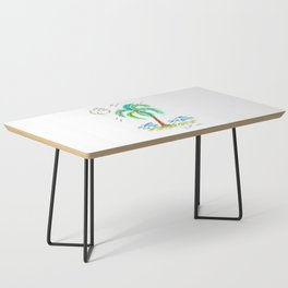 """Beach Afternoon"" Coffee Table"