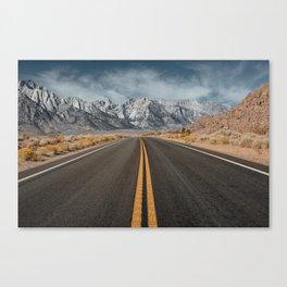 Mount Whitney 2 Canvas Print