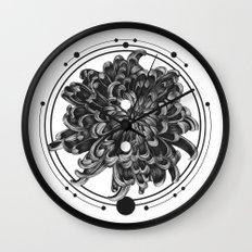 Elliptical III Wall Clock