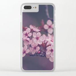 184 - Blossom Clear iPhone Case