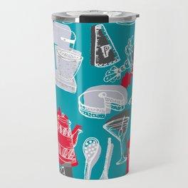 Vintage 1950's Kitchenalia Travel Mug