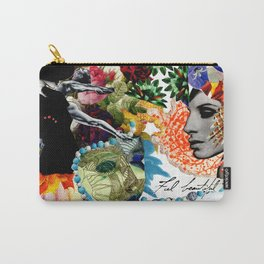 Feel Beautiful Carry-All Pouch