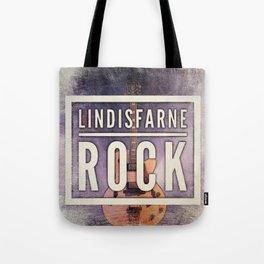 Lindisfarne Rock Tote Bag