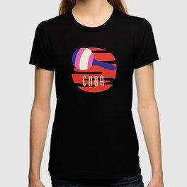 Cuba Gift Cubans Cuban Marracas Music T-shirt