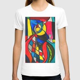 Within the Circle #society6 #decor #buyart T-shirt