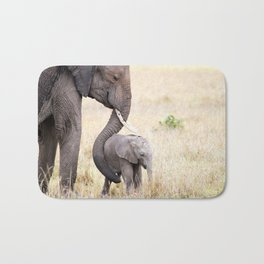 Motherly love Bath Mat