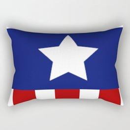 Captain, my Captain Rectangular Pillow