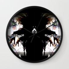 Blending modes 2 Wall Clock