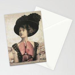 dermis_3 Stationery Cards