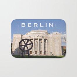 BERLIN OST - VOLKSBÜHNE - Theatre Bath Mat