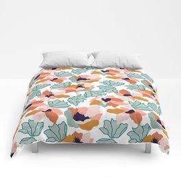 Carmella #illustration #pattern Comforters