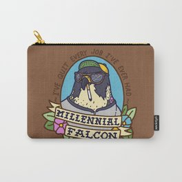 Millennial Falcon Carry-All Pouch