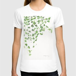 Golden Pothos - Ivy T-shirt