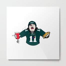 Dat Philly Jawn Metal Print