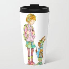 Indie Pop Girl at Fuji Rock Fest Travel Mug