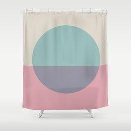 Mid Century Modern 10 Shower Curtain