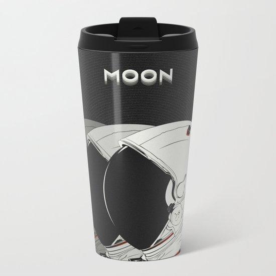 M. Metal Travel Mug