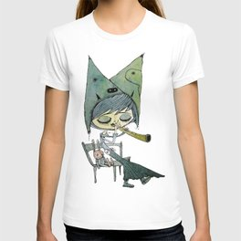 the rabbit's song T-shirt