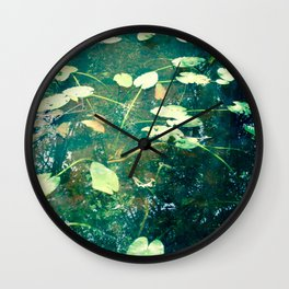 After noon Wall Clock