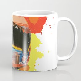 Fernando Alonso #14 - 2017 Coffee Mug